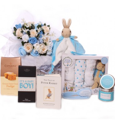Peter Rabbit Basket Gift...