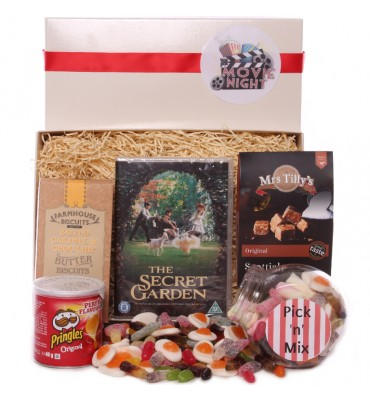 Family Treat DVD Hamper Gift.