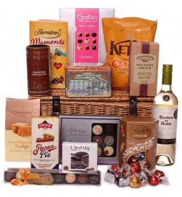 The Chatsworth Hamper with...