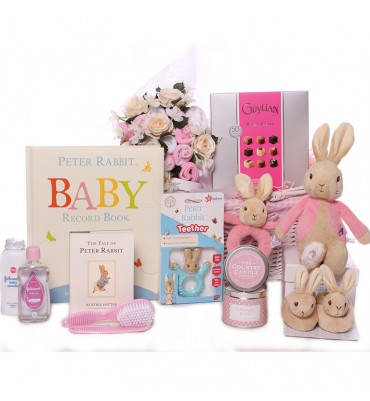 Flopsy Rabbit Gift Basket