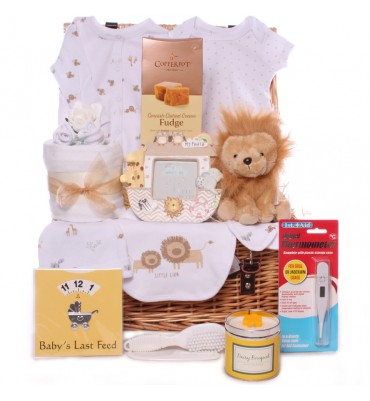 Lion Neutral Hamper