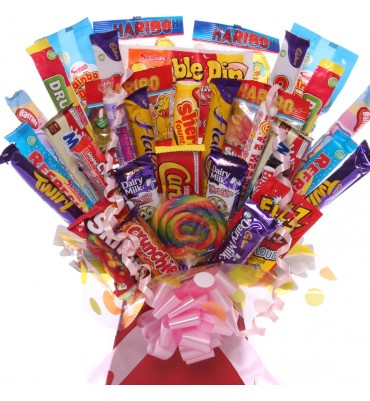 Large Sweetie Bouquet For Her