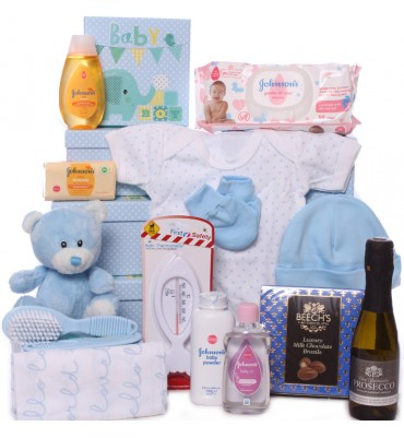 Johnson's Baby Boy Gift...