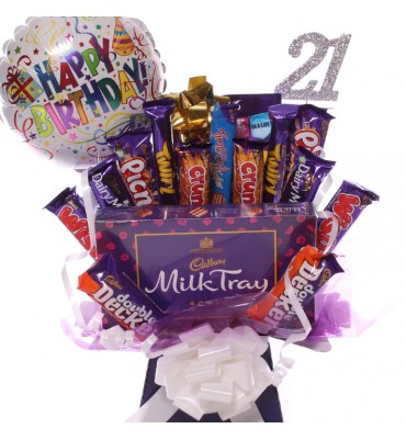 21st Birthday Chocolate...