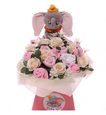 Dumbo Baby Girl Bouquet