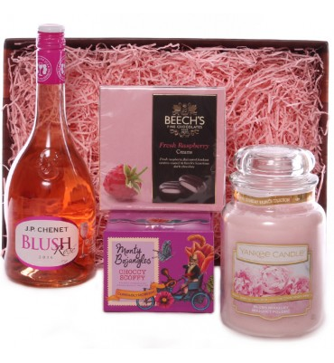 JP Chanet Blush Rose Gift Set