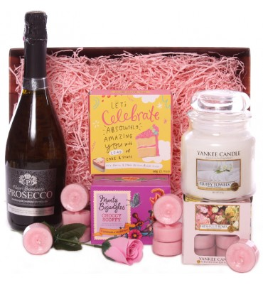 Prosecco Celebrate Gift Set
