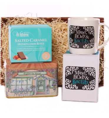 Mind Body Biscuits Mug with...