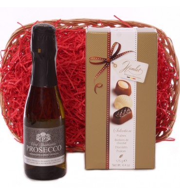 Prosecco and Chocolates...
