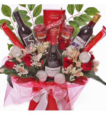 Red Wine Yankee Candle Bouquet