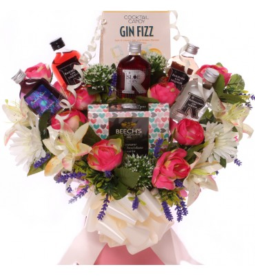 Gin Temptation Bouquet