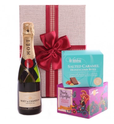 Medium Ruby Moet Gift box