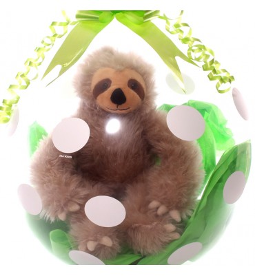 Sloth Stuffed Balloon