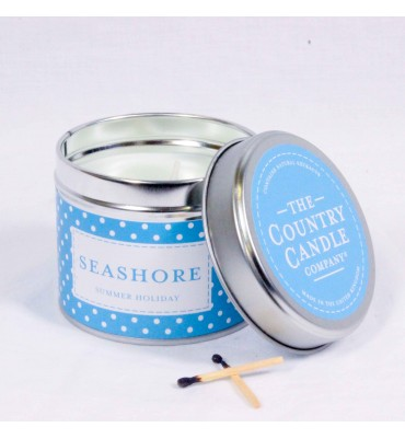 Seashore Scented Candle