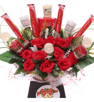 Red Rose and Yankee Candle...