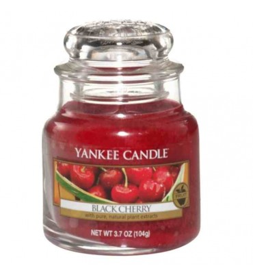 Yankee Candle Black Cherry...
