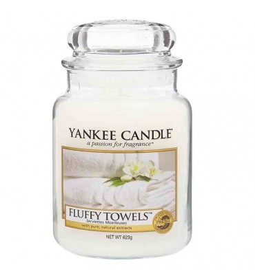 Yankee Candle Fluffy Towels...