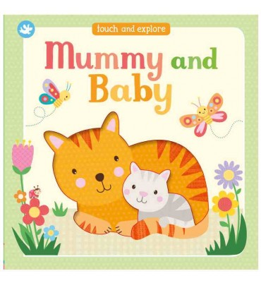 Mummy and Baby Board Book