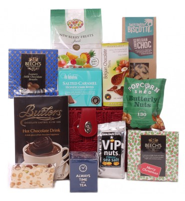 Christmas Nibbles Mania Hamper