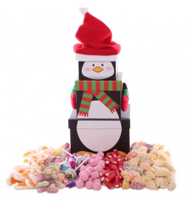 Pick and Mix Penguin Tower