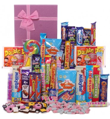 Sweets Galore Girl Gift Tower