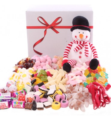 Snowman Sweetie Box with...