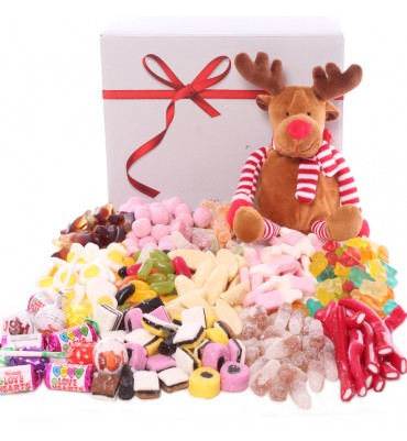 Rudolph Sweetie Box with...