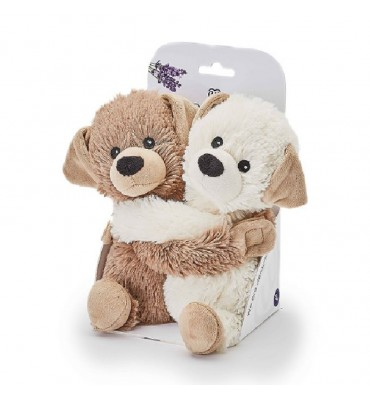 Plush Hugging Puppies...