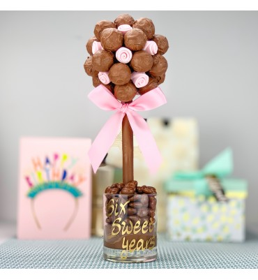 Salted Caramel Truffle with...