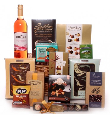 Monsal Dale Rosé Wine Hamper