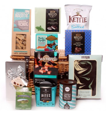 Mam Tor Food and Drink Hamper