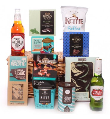 Mam Tor Beer Hamper