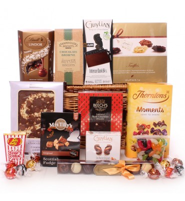Large Luxury Chocolate Hamper.