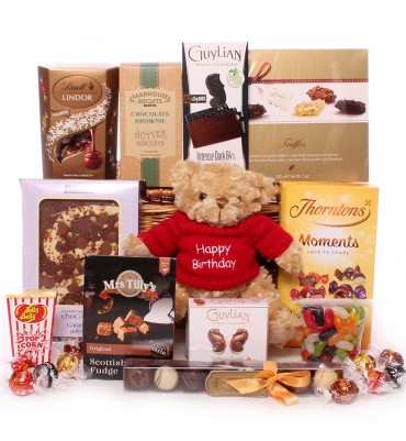 Birthday Chocolate Hamper
