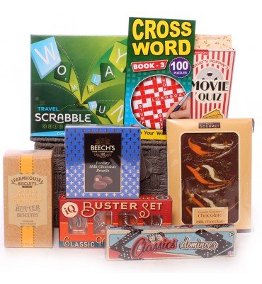 Games Selection Hamper