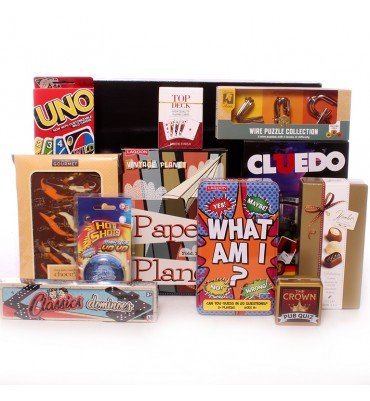 Large Games Gift Box
