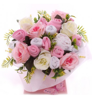 Miss Emily - Baby Gift Bouquet