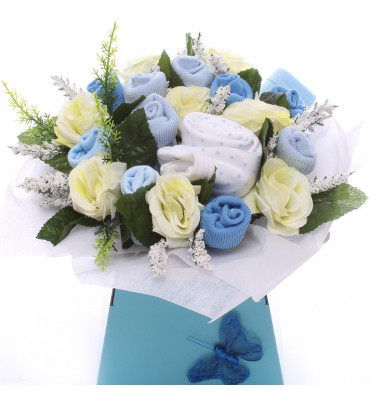 Master Henry Baby Bouquet