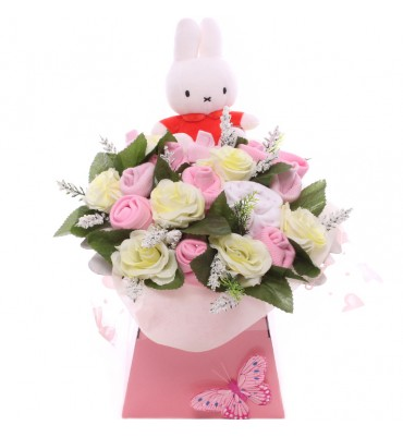 Miffy Baby Girl Bouquet
