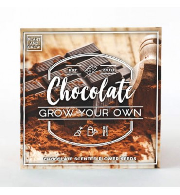 Grow Your Own Chocolate