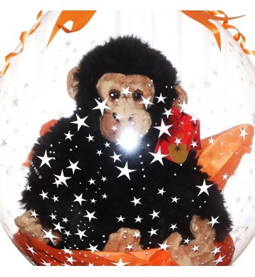 Monkey Stuffed Balloon