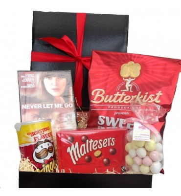Women's night in DVD gift set.