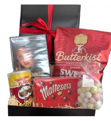 Girls DVD Hamper Gift Set.