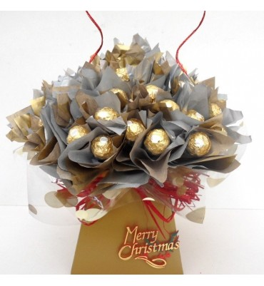 Rocher by Ferrero Christmas Special Bouquet.