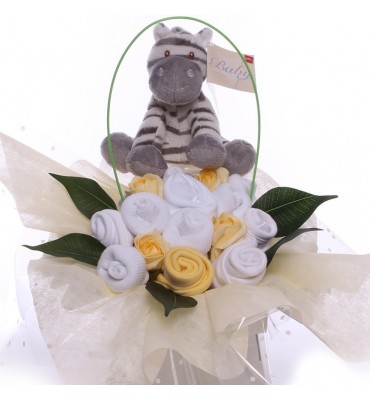 Unisex Baby Bouquet Arrangement.
