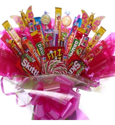 Sweetie Treat Time Sweetie Bouquet.