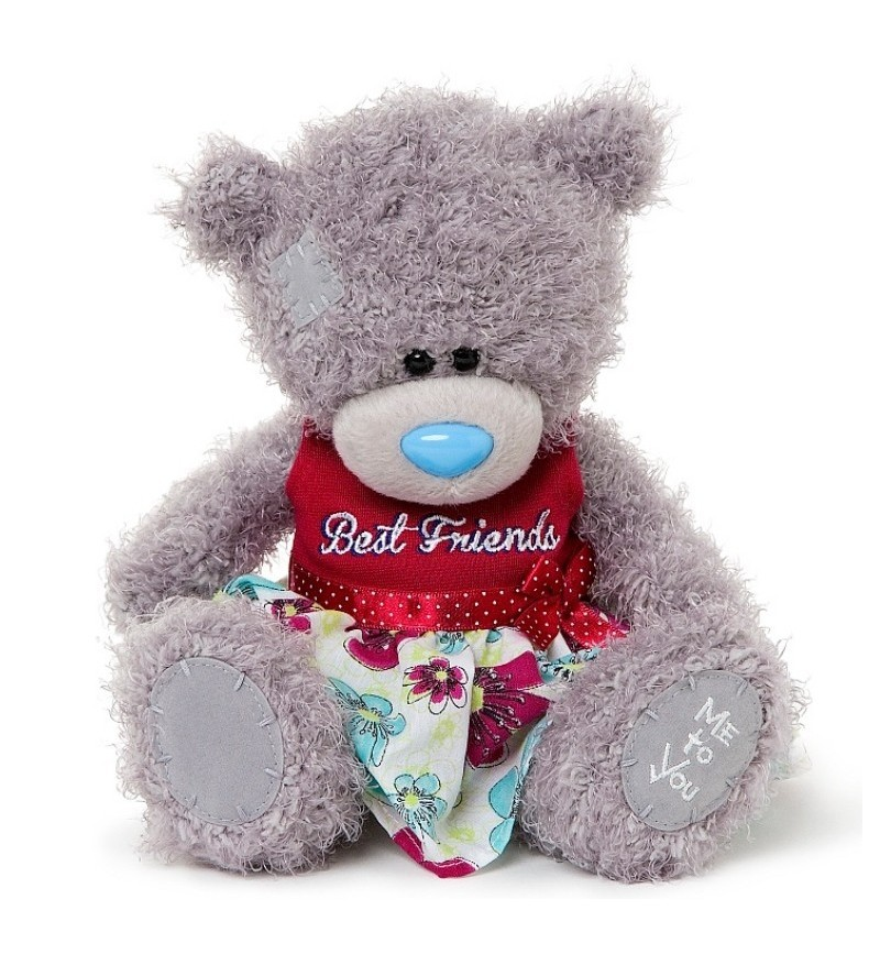Best Friends Me To You Teddy 8 inch
