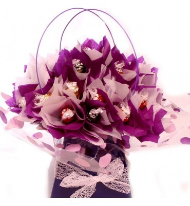 Lindor Chocolate Bouquet For Her