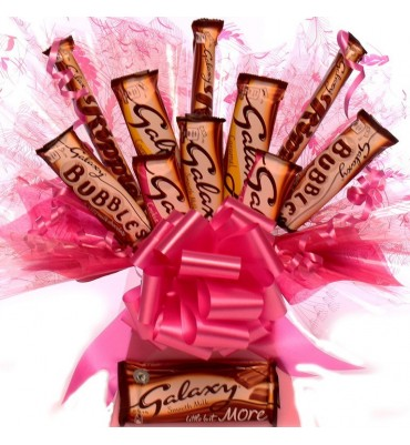Special Galaxy Chocolate Bouquet