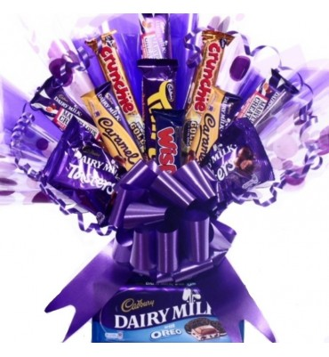 Marvellous Creation Chocolate Bouquet.